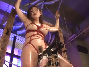 Exotic Japanese girl Haruki Sato in Horny BDSM, Big Tits JAV clip