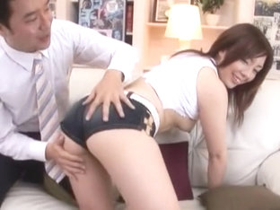 Incredible Japanese slut Maki Mizusawa in Hottest JAV scene