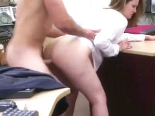 Business Lady Style Of Hard Fucking