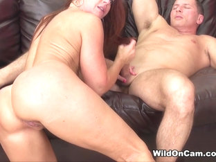 Janet Mason in Fucking Janet Mason - WildOnCam