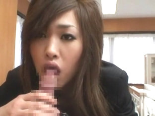 Exotic Japanese slut Rio Hamasaki, Azusa Ayano, Rino Tomoa in Incredible POV, Blowjob JAV scene