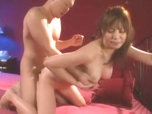 Fabulous Japanese model Karen Natsuhara in Crazy Facial JAV video