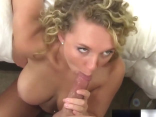 Young Brooke Wylde Fucks Her Friend With Her Large Tits And