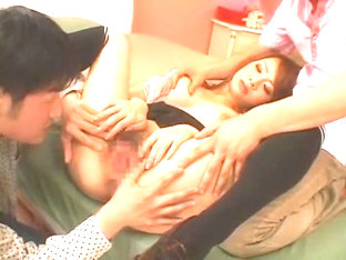 Fabulous Japanese whore Ayame Sakura 2 in Incredible Hairy, Doggy Style JAV clip