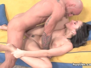 Tia Thomas in Mr. Chew's Asian Beaver - Hustler