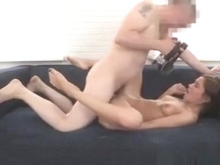 Tramp Auditions And Gets Her Pussy Drilled
