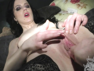 Me Using My Fingers On Hot Euro Girl Luize Drunken Late Night Riga - AfterHoursExposed