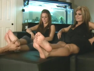 Foot Worship´s Girl Domination