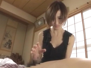 Crazy Japanese girl in Incredible JAV movie