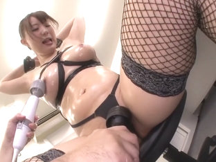 Horny Japanese whore Yuka Tachibana in Best Dildos/Toys, Masturbation/Onanii JAV clip