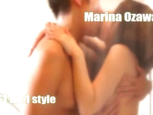 Horny Japanese slut Marina Ozawa in Crazy Wife JAV clip