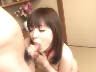 Exotic Japanese chick Aya Sakurai in Best Couple, Blowjob JAV movie