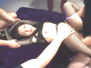 Best Japanese whore Julia Nanase in Crazy Fetish, Stockings JAV video