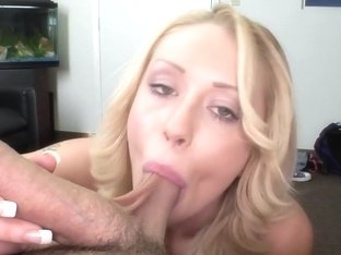 She better like her face full of cum