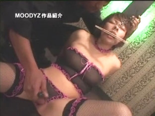 Incredible Japanese model Ayumi Tsubasa in Fabulous Blowjob, Handjobs JAV clip