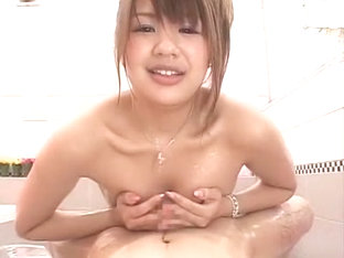 Crazy Japanese girl Hinano Momosaki in Hottest Couple, POV JAV movie