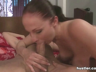 Gianna Michaels in Big Breasted Blue Collar Girl - Hustler