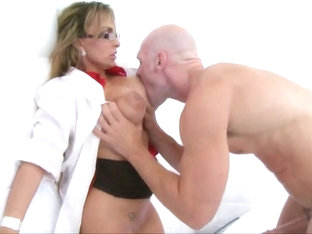 Holly Halston Prison Doctor