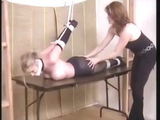 Amber Michaels Table Tied