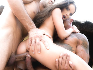 Anita Bellini,Zack,Kai Taylor in Double The Pleasure - 21Sextury