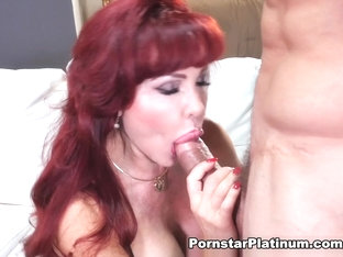 Sexy Vanessa in Nice Big Cock for Me - PornstarPlatinum