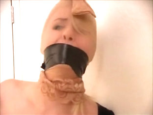 mummification with electrical tape
