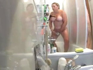 The blond angel - shower and dress reheasal
