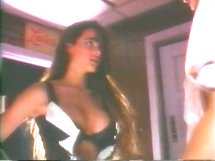 B movie legend Amber Newman as a Vampire stripper