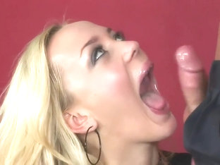 Annette Schwarz gets sex in all holes
