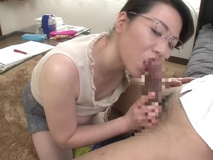 Best Japanese whore in Crazy Mature, HD JAV clip