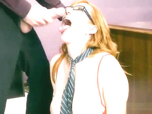 Redhead Babe Lauren Phillips Loves Anal And Facial