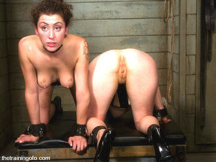 The Training of Princess Donna, Day Four - TheTrainingofO