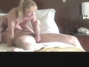 Fabulous amateur freckles, blowjob, wife adult clip