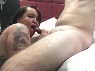 Brandy Talore Fan Titty Fuck 4