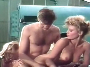Ginger Lynn fucks gas station attendant