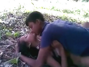 Indian bangla jungle threesome