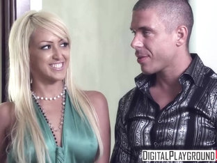 Breanne Benson Mick Blue - When Daddys Away Scene 3 - Digital Playground