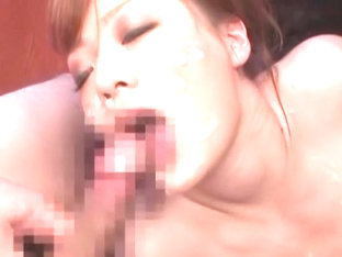 Exotic Japanese slut Ayame Sakura 2 in Amazing Facial, Cumshot JAV movie