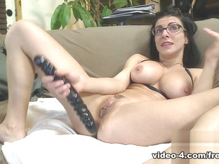 Livecam Deep Throat Frenzy On Jay  Double Dildo - KinkyFrenchies