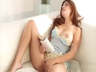 Gorgeous Natasha Malkova Is Masturbating