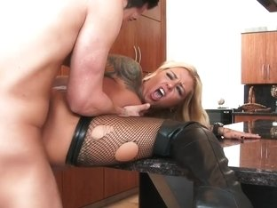 Britney Shannon & Seth Gamble in My Wife Shot Friend