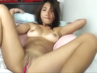 Cute Asian Whore Orgasm On Web Cam