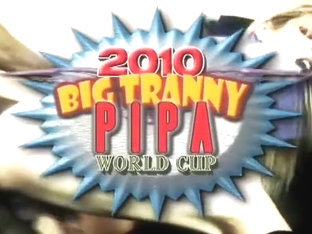 big shelady Pippa World Cup