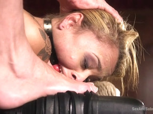 Holly Hendrix  Steve Holmes in Anal Domination of Holly Hendrix - SexAndSubmission