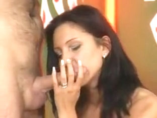 German MILF with perfect body-Sex after dildo preparation