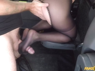 Polish Blonde Escort Fucked - FakeTaxi