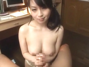 Hottest Japanese model Imai Natsumi in Fabulous Masturbation/Onanii, Handjobs JAV video