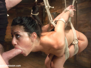 Mark Davis  Lyla Storm in Bondage Slut: Lyla Storm - SexAndSubmission