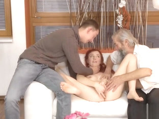 Big fat daddy Unexpected experience with an older gentleman