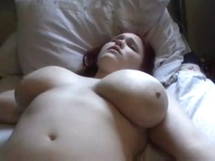 Sexy redheaded juvenile wife licked and fingered
